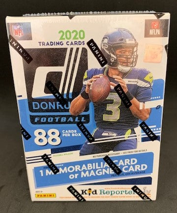 2020 Donruss Football Blaster