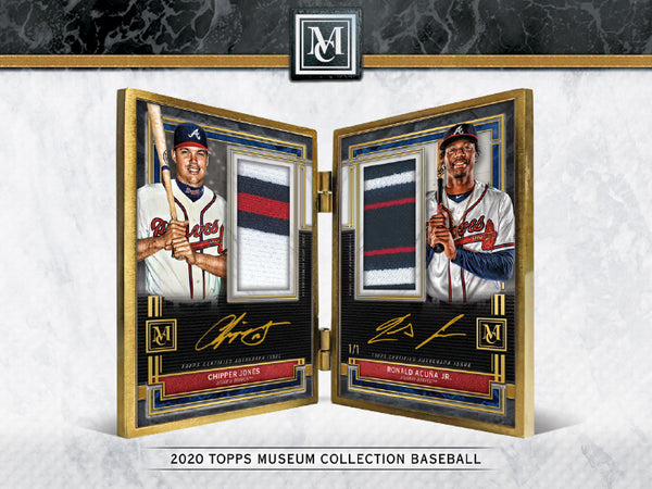 2020 Topps Museum Collection Baseball 12 Box Case Break #1 - PYT