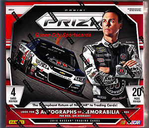 2016 Nascar prizm Personal Boxes - All Star Case Breaks