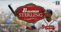 2010 Bowman Sterling Hobby Box