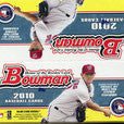 2010 Bowman Baseball Retail 24 pack Box