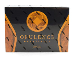 2017-18 Panini Opulence Basketball 3 Box Sealed Case