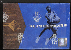 1994-95 Upper Deck SP Basketball Hobby Box