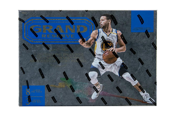 2016-17 Panini Grand Reserve Basketball Box