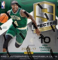 2016-17 Panini Spectra Basketball Hobby Box