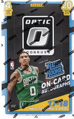 2017-18 Panini Optic Basketball Hobby Box