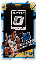 2017-18 Panini Optic Retail Basketball 20 Box Sealed Case
