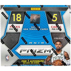 2017-18 Panini Prizm Basketball Retail Box
