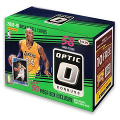 2018-19 Panini Optic Mega Basketball Retail Box