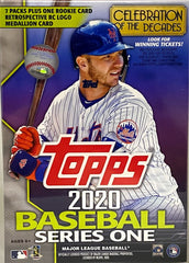 2020 Topps Series 1 Baseball Blaster Box