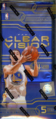 2015-16 Panini Clear Vision Basketball 16 Box Case