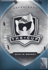 2015-16 Upper Deck The Cup Hockey 6 Box Case