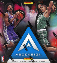 2017-18 Panini Ascension Basketball 12 Box Sealed Case