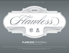 2017 Panini Flawless Football 2 Box Case - Email for Price