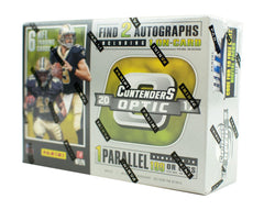 2017 Panini Contenders Optic Football 10 Box Case - Email for Price