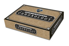 2018-19 Upper Deck Chronology Series/Volume 1 Hockey 10 Box Case - Email for Price