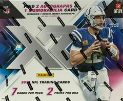 2019 Panini XR Football Hobby Box