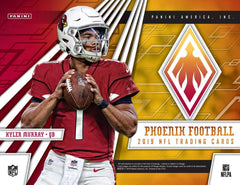 2019 Panini Phoenix Football Hobby 8 Box Sealed Case