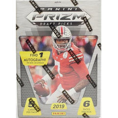 2019 Panini Prizm Draft Football Blaster Box