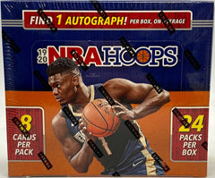 2019-20 Panini NBA Hoops Basketball Retail Box