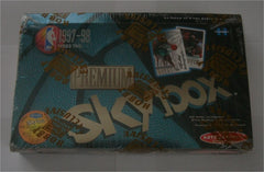 1997-98 Skybox Premium Series 2 Basketball Hobby Box