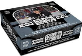 2015/16 Upper Deck O-Pee-Chee Platinum Hockey Personal - All Star Case Breaks
