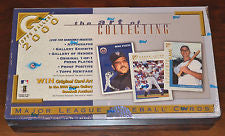 2000 Topps Gallery Baseball Hobby Box