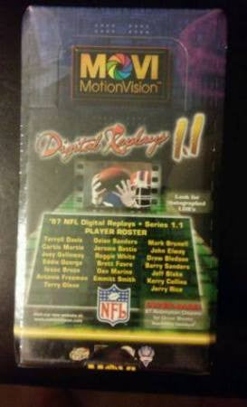 1997 Movi Motion Vision Digital Replay 1.1 - All Star Case Breaks