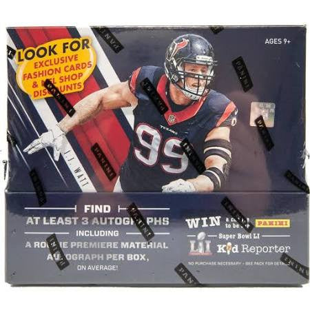 2016 Panini Football absolute - All Star Case Breaks