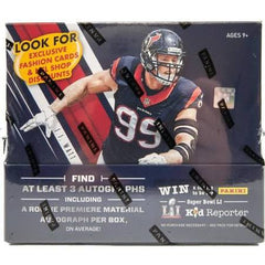 2016 Panini Football absolute Hobby Box