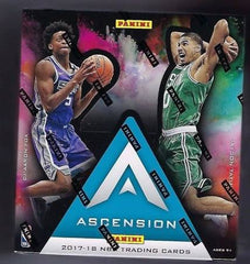 2017-2018 Panini Ascension Basketball Hobby Box