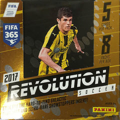 2017 Panini Revolution Soccer Box
