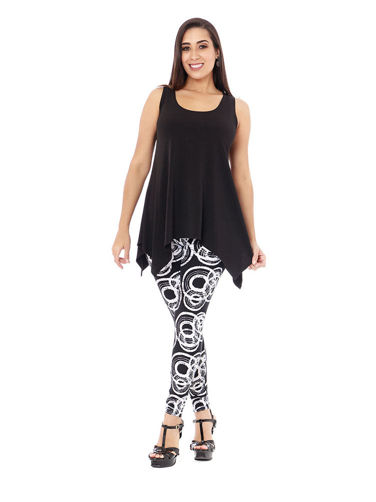 P21907 - Long Leggings. One size fits most. Imported