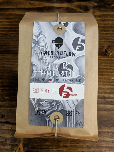 Pardon Coffee  - Custom Blend