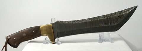 Handmade Damascus knife