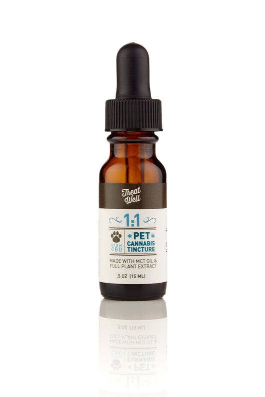 Treat Well 1:1 Pet Tincture