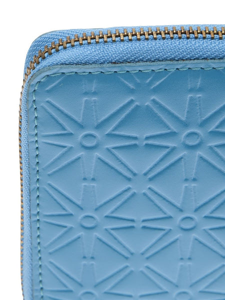 Embossed Leather Wallet | SA210E-A