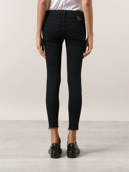 Mid-Rise Skinny Jean | 82271540 ANKLE MID RISE SKINNY