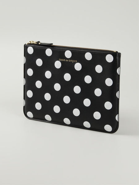 Polkadot Leather Folio | SA5100PD