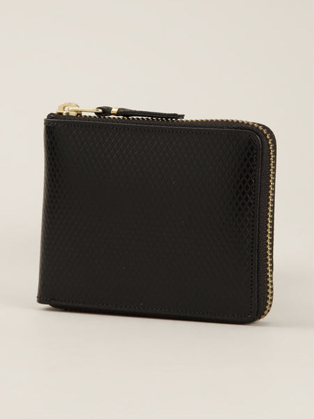 Textured Leather Wallet | SA7100LG