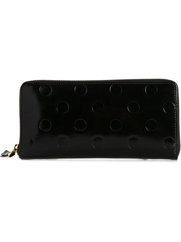 Embossed Leather Pocketbook | SA0110NE