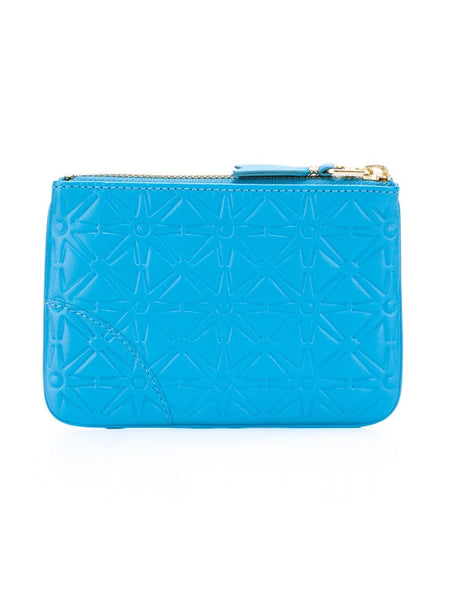 Embossed Leather Pouch | SA810E-A