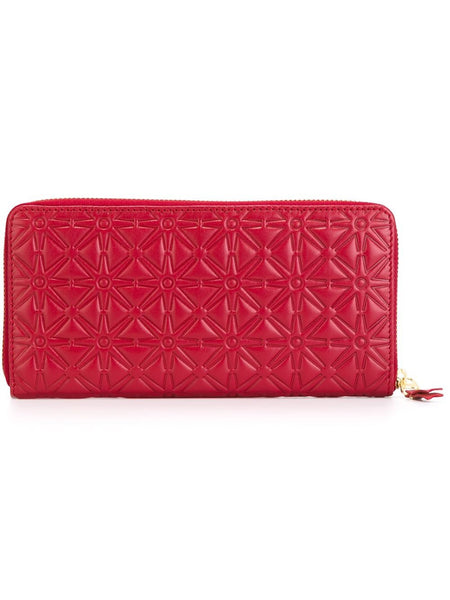 Embossed Leather Pocketbook | SA011E-A