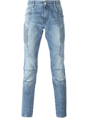 Medium Wash Biker Jean | HP54202J G4206