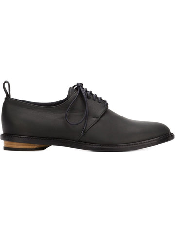 Leather 'Charlie' Derby | CHARLIE VSCB009