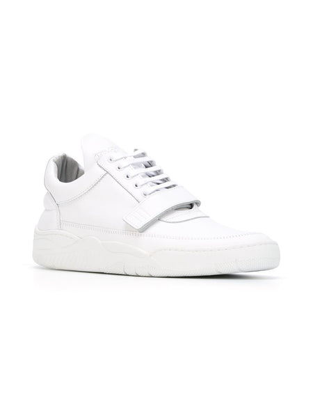 Low-Top Leather Trainer | 1010197