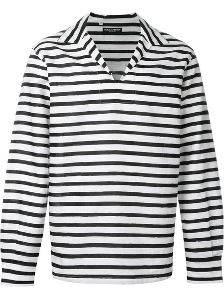 Striped Sailor Shirt | G5DL3T FS4DA
