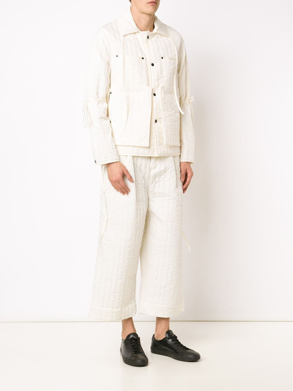 Quilted Trouser | QU-TROUS