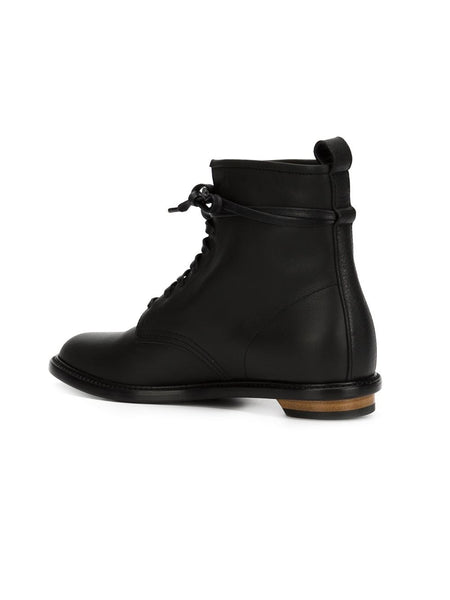 Leather 'Rebel High' Ankle Boot | REBEL VSRB008