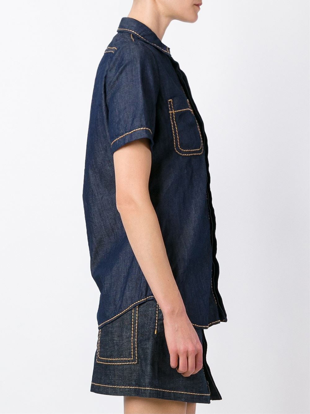 Denim Shirt | S72DL0436 S30341